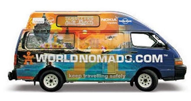 Travel Insurance by World Nomads & Viking Nomads